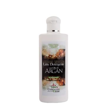 Magia del sale Torino | Latte detergente con olio di Argan